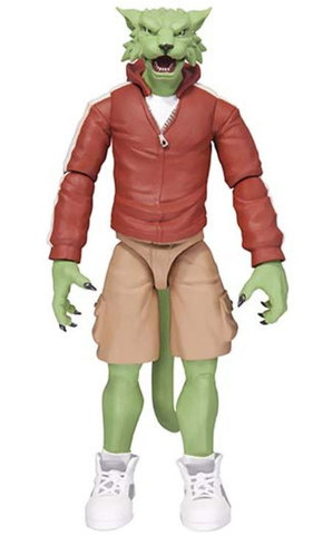 DC Designer Action Figure By Terry Dodson — Beast Boy