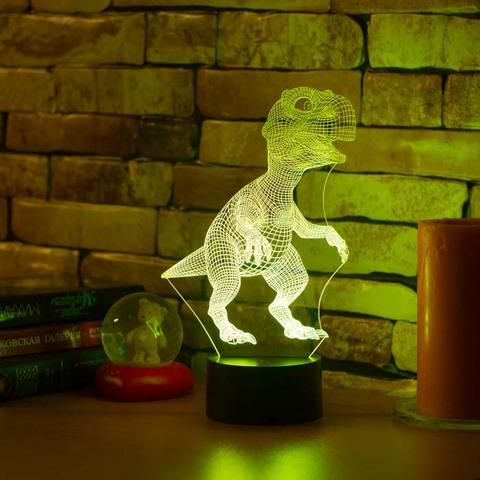 Лампа Тираннозавр Рекс