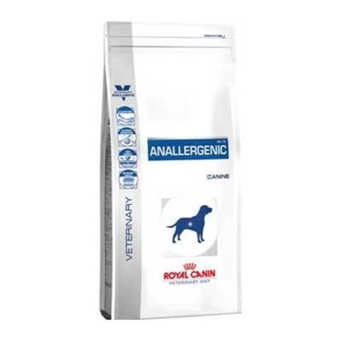 8 кг. ROYAL CANIN Сухой корм для взрослых собак с тяжелой формой пищевой аллергии Anallergenic AN 18