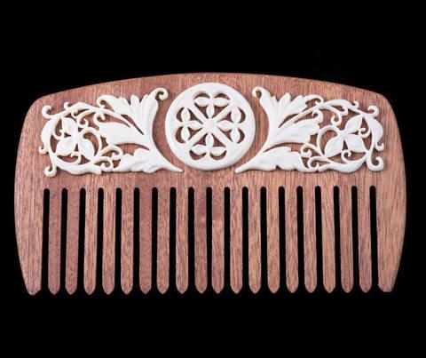 Гребень для волос «Весна»