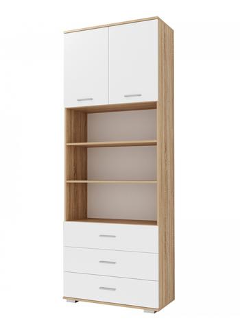 Шкаф Италия ШК3Я-800 белый