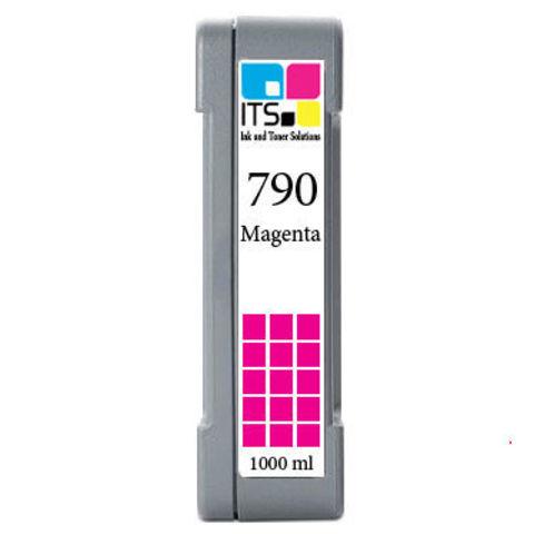 Картридж для HP 790 (CB273A) Magenta 1000 мл