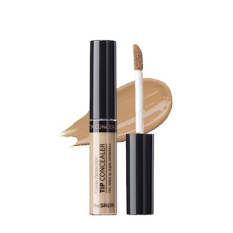THE SAEM Cover P Консилер-контур бежевый Cover Perfection Tip Concealer Contour Beige 6,5гр