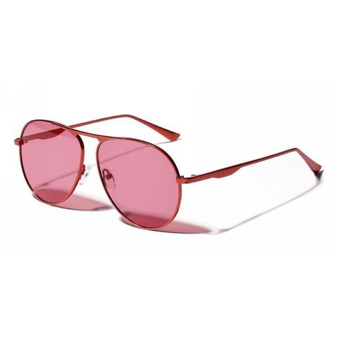 Солнцезащитные очки 1169002s Малиновый - фото