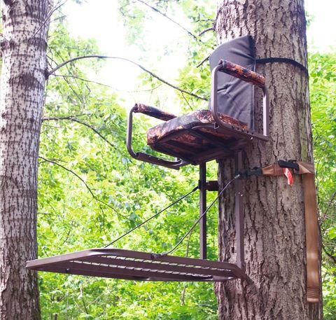 Засидка складная на дерево Canadian Camper CC-TS501