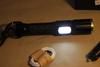 НОВИНКА! Ручной фонарь аккумуляторный FA-W528 (HL-528) T6 + COB + USB зарядка