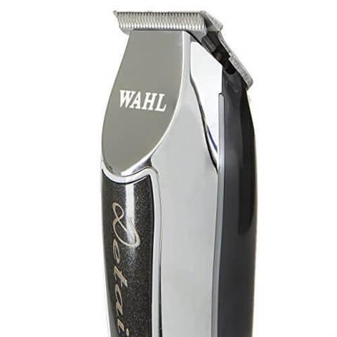 Триммер Wahl Detailer With Black Lid, сетевой, 3 насадки, черный