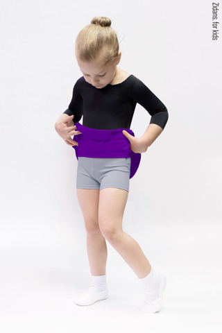 The Skirt + Shorts Stretch | colour