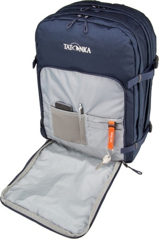 Картинка рюкзак для ноутбука Tatonka Server Pack 29 Black - 4