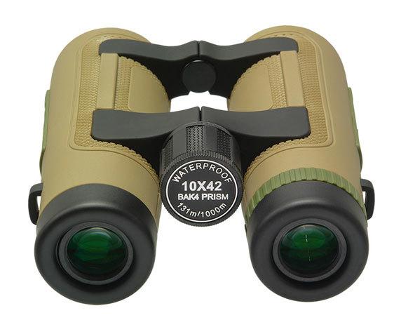 Многоэлементные окуляры Veber Nature 10x42 Тундра