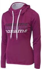 Флисовая толстовка Noname LIGHT HOODIE Pink женская