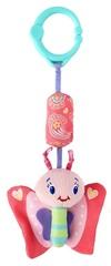 Bright Starts Развивающая игрушка-подвеска розовая
