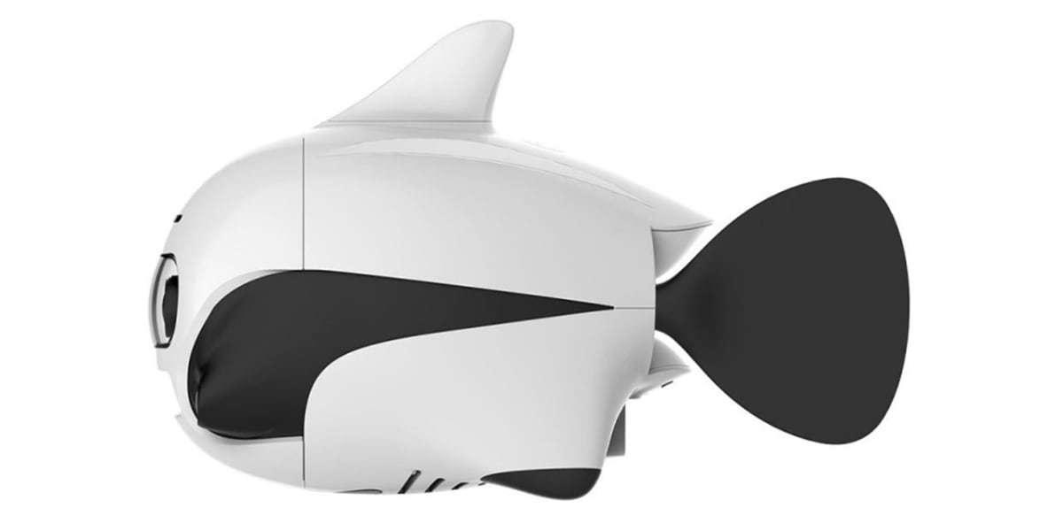 Подводный дрон RoboSea BIKI V1.0 белый
