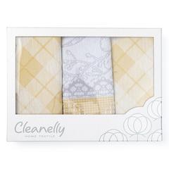 Комплекты полотенец из 3-х штук Bouquet di campo
