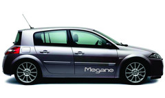 Комплект наклеек на авто Renault