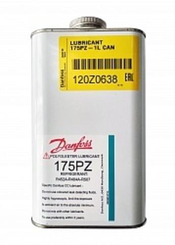 Масло холодильное Danfoss POE 175PZ 120Z0639 (2,5 л)