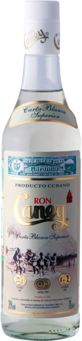Rum Ron Caney Carta Blanca Superior 3 Years