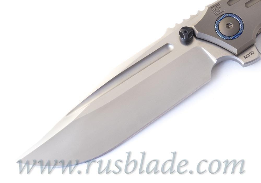 CKF/Rassenti SNAFU 2.0 collab knife (Sale Card) - фотография