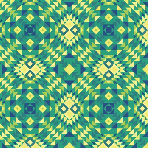 Мексиканская вечеринка в зеленом цвете