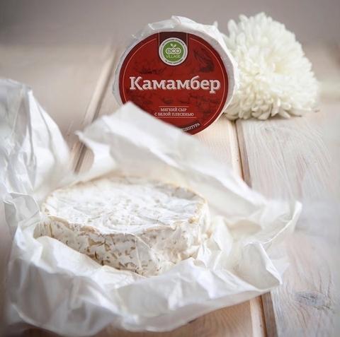 Сыр Камамбер EcoVillage, 100-200гр