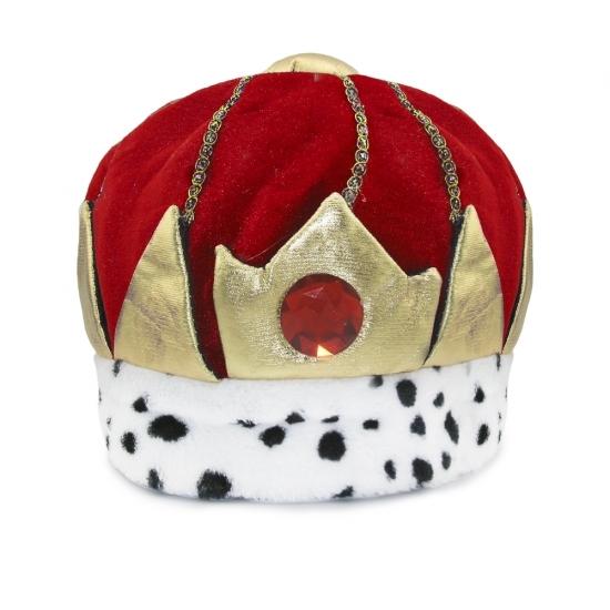 Шапка Короля красная