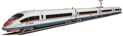 Скоростной поезд -