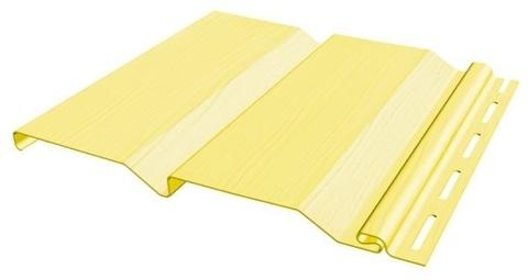 Сайдинг Файнбир Standart Classic Color кремовый 3660х205 мм