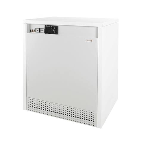 Котел газовый напольный Protherm ГРИЗЛИ 100 KLO - 99 кВт (одноконтурный, открытая камера сгорания)
