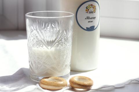 Молоко козье 0,5 л.