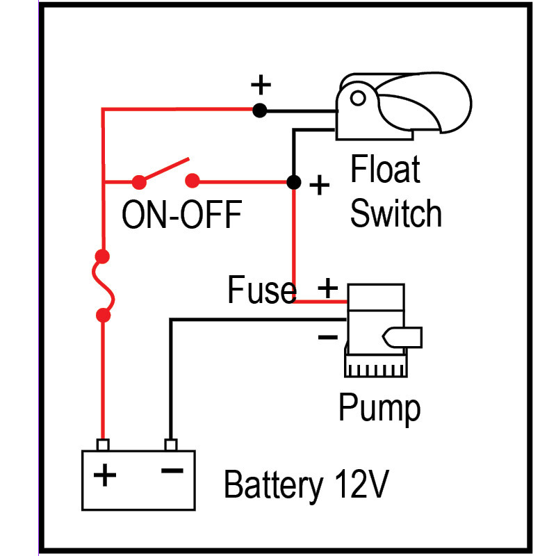 Automatic floter switch