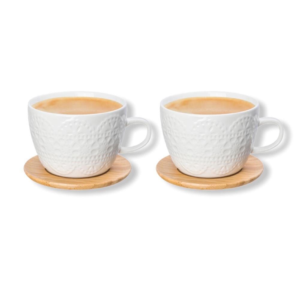 Чашка для капучино и кофе латте 500 мл