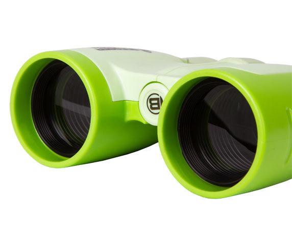 Бинокль детский Bresser Junior 3x30 зеленый - фото 6 - объективы