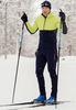 Детский утеплённый лыжный костюм Nordski Premium Green/Blueberry 2020