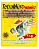 Тетра TetraMin Granules корм для декоративных рыб, гранулы 15г (134492)