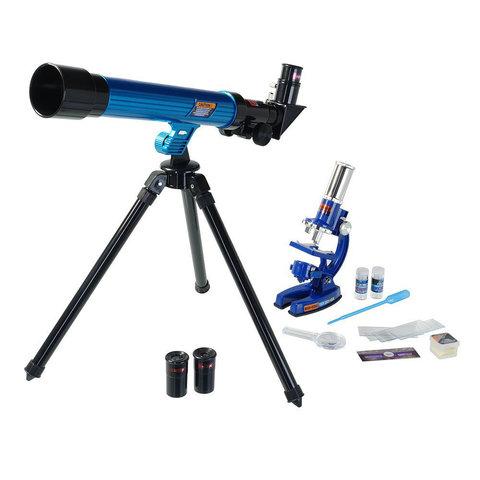 Микроскоп MP- 450+телескоп