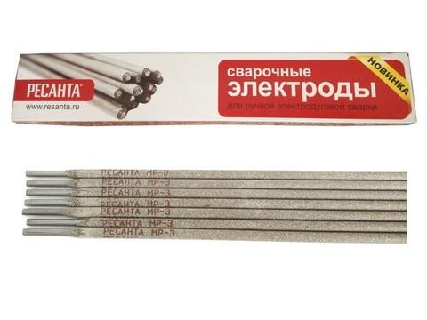 Электроды Ресанта МР-3 Ф3,0 3кг