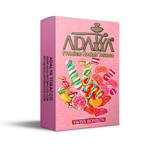 Табак Adalya Swiss Bonbon (Швейцарские конфеты) 50 г