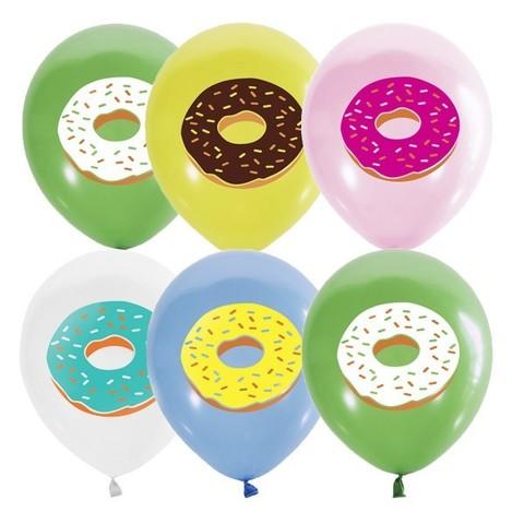 Воздушные шары Пончики