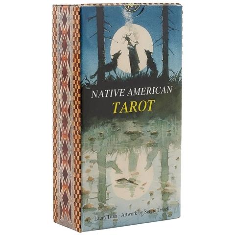 Таро Индейцев Америки рук+карты