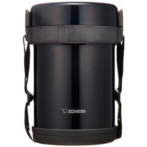Термос для еды Zojirushi (1,8 литра), черный