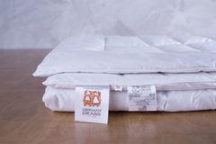 Одеяло стеганое всесезонное 150x200 «Kinder Camel Grass»