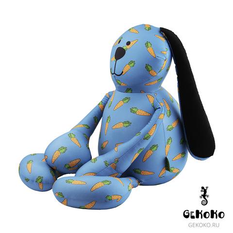 Подушка-игрушка антистресс Gekoko «Морковный Фреш» 4