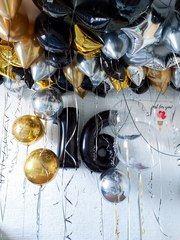 Воздушные шары мужчине Москва