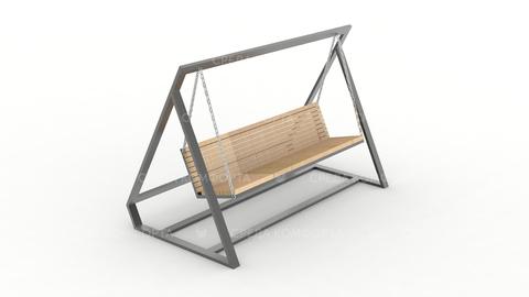 Скамейка качель SCAM0217