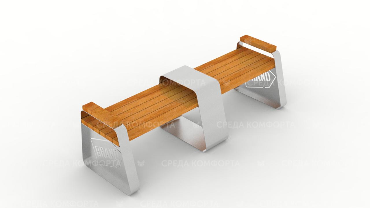 Скамейка со столом SCAM0238