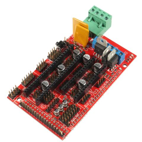 Ramps 1.4, Шилд для построения 3D принтера (совместима с Arduino Mega)