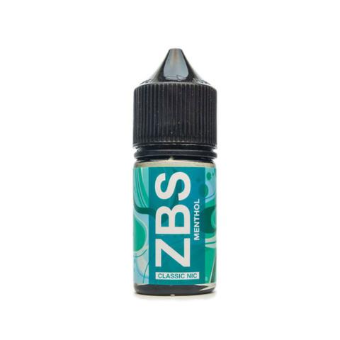 Жидкость ZBS Classic Nic 30 мл Menthol