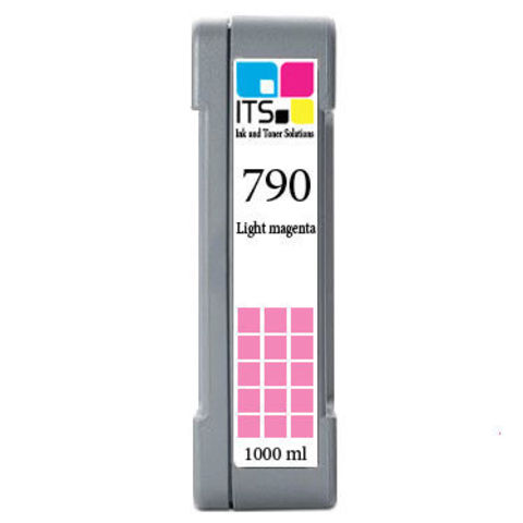 Картридж для HP 790(CB276A) Light Magenta  1000 мл