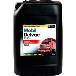 121574  MOBIL DELVAC 1340 SAE 40 минеральное масло для коммерческого транспорта 20 Литров купить на сайте официального дилера Ht-oil.ru