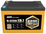 Аккумулятор CHILWEE 6-DZF-13.3 ( 12V 16Ah / 12В 16Ач ) - фотография
